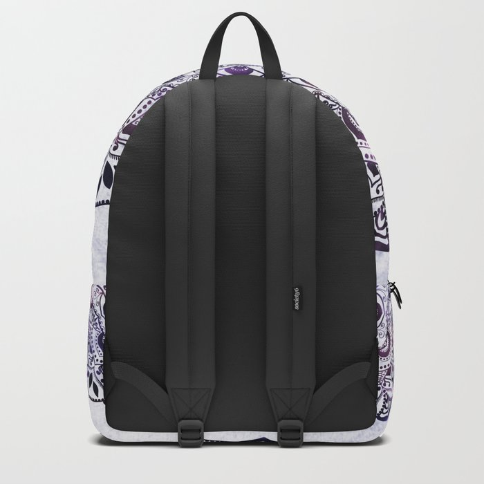 STARLIGHT MANDALA Backpack