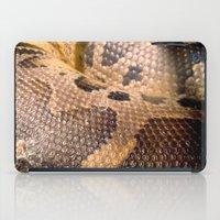anaconda iPad Cases featuring Anaconda by theGalary