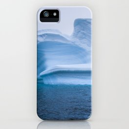 Visions of Blue iPhone Case