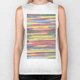 Rainbow Spectrum Biker Tank