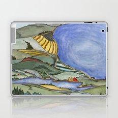 Large Lake Landscape Laptop & iPad Skin