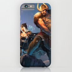 League of Legends-Tryndamere and Ashe Slim Case iPhone 6s