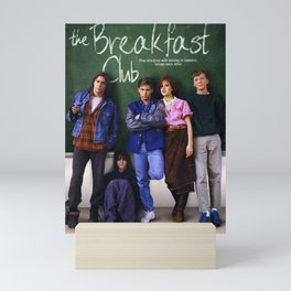 Breakfast Club Mini Art Print