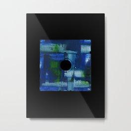 Floppy 6 Metal Print