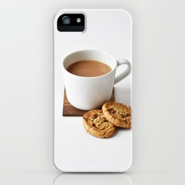 Coffee & Cookies iPhone Case