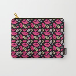 Don't Get Lippy! Carry-All Pouch