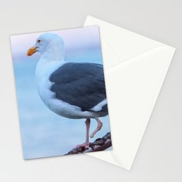 One Foot Gull Stationery Cards