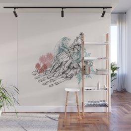 Foot Wall Mural