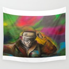 G POWER Wall Tapestry