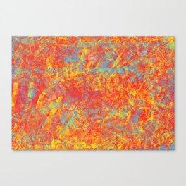 Abstract XXI Canvas Print