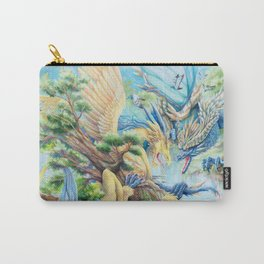 Till Flames Go Out Carry-All Pouch