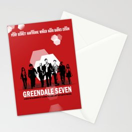 Greendale Seven Stationery Cards