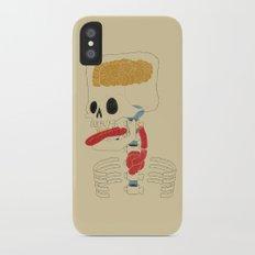 Square Skull...   Slim Case iPhone X