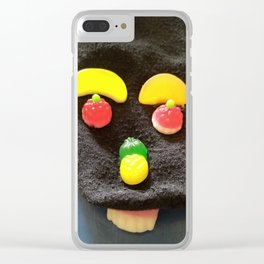 Bad Jazz Clear iPhone Case