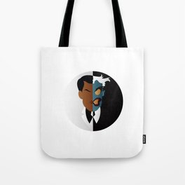 Two Face Tote Bag