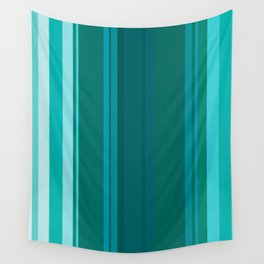 Stripes in colour 13 Wall Tapestry