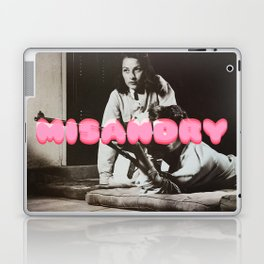 ♡ MISANDRY ♡ Laptop & iPad Skin
