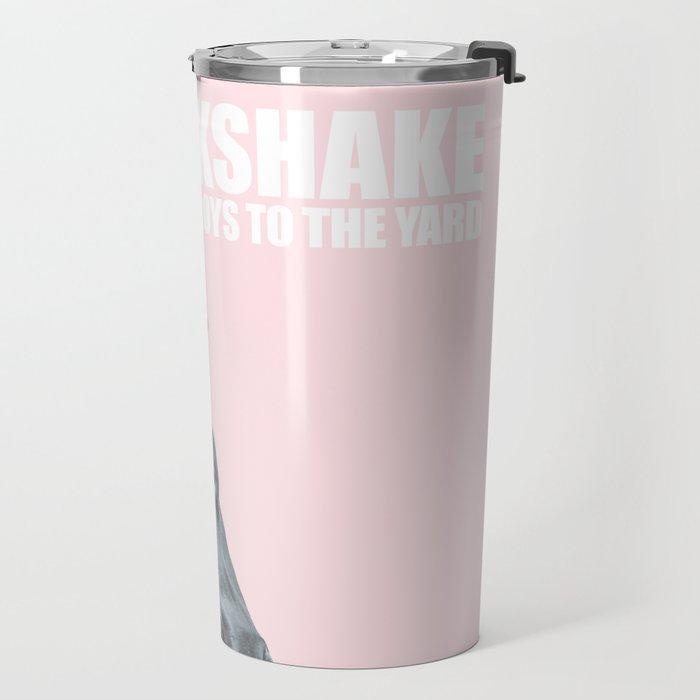 Milkshake Travel Mug