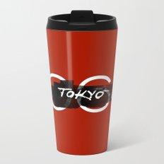 Tokyo Metal Travel Mug
