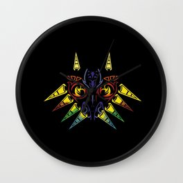 Majora Mask Wall Clock