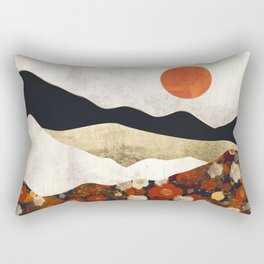 Autumn Field Rectangular Pillow