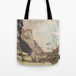 islay-landscape by John Francis Campbell Tote Bag