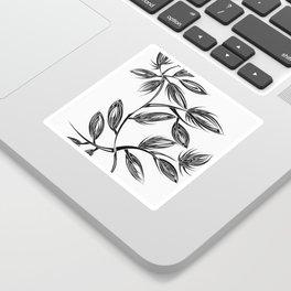 Flower Buds Sticker