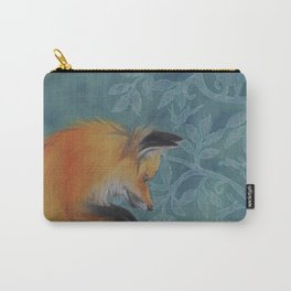 The Fox and the Hare Carry-All Pouch