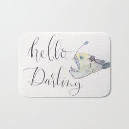 Hello, Darling Bath Mat