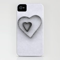 I carry your heart in my heart iPhone (4, 4s) Slim Case