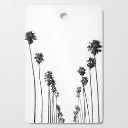 Palm Trees 8 Cutting Board