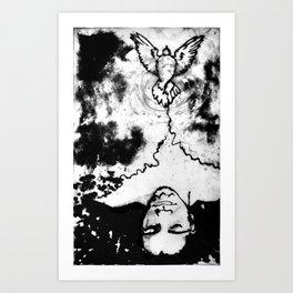 Lifted Art Print