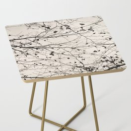 boughs pale Side Table
