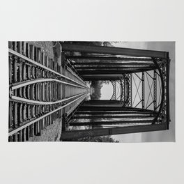 Railroad Bridge Rug