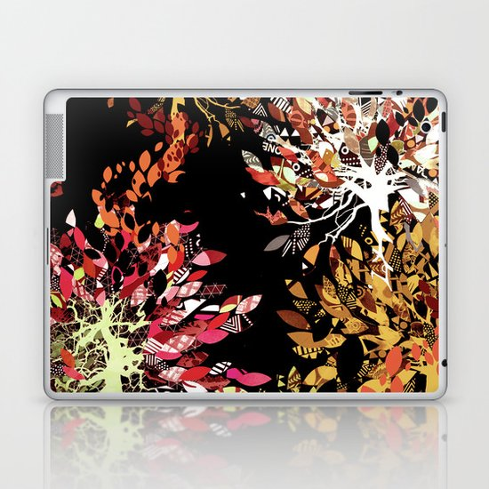 Collage pattern II Laptop & iPad Skin