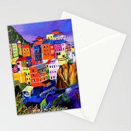 Manarola Cinque Terre Stationery Cards