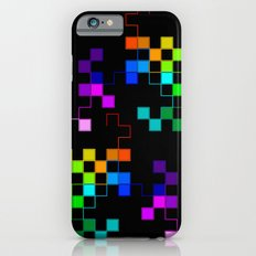 squares and squares again iPhone 6s Slim Case