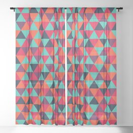 Crystal Smoothie Sheer Curtain