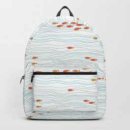 Sea under your feet Backpack