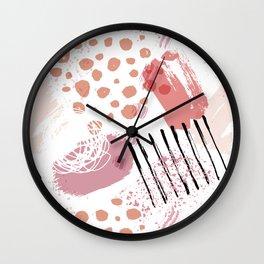 Confident Wall Clock
