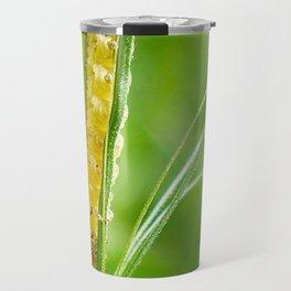 Magic Grass - Caterpillar - Macro Travel Mug