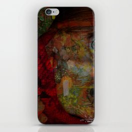 decorum iPhone Skin