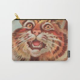 American Wild Cat by A&G Carry-All Pouch