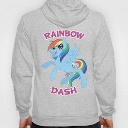 MLP FiM: Rainbow Dash Hoody