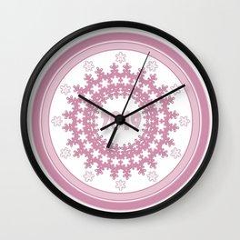 2019 Christmas Wall Clock