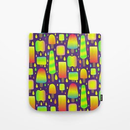 Dayglo Pops Tote Bag