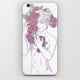 Pretty Boy 1 iPhone Skin