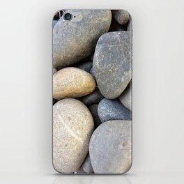 River Stones iPhone Skin