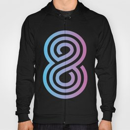 Cotton Candy 8 Hoody