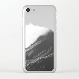 I SEE FIRE Clear iPhone Case